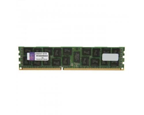 Модуль памяти KINGSTON 16GB PC12800 DDR3 REG ECC