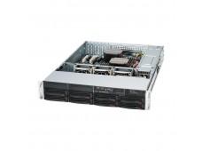 Серверная платформа Supermicro 2U 825TQ-R720LPB Б.У.